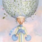 Incredible Kids Illustrations by Varya Kolesnikova