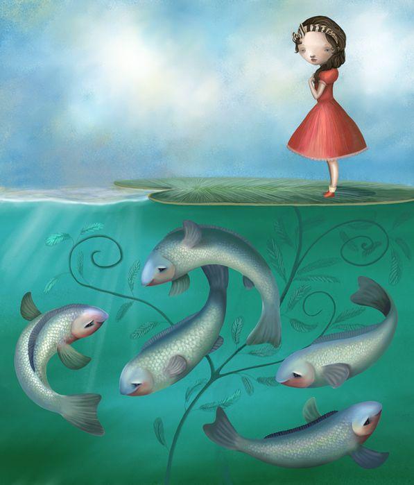 Inspirational Kids Illustration