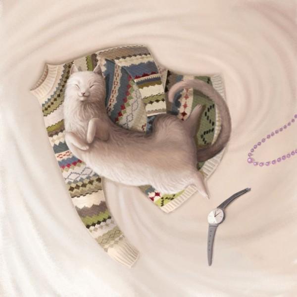 Illustrations by Varya Kolesnikova