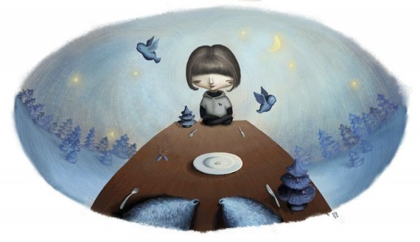 Children Illustrations by Varya Kolesnikova