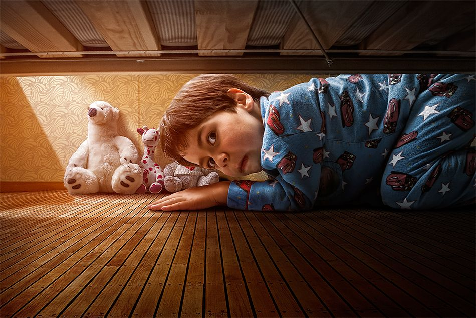 Incredible Kids Photography by Adrian Sommeling