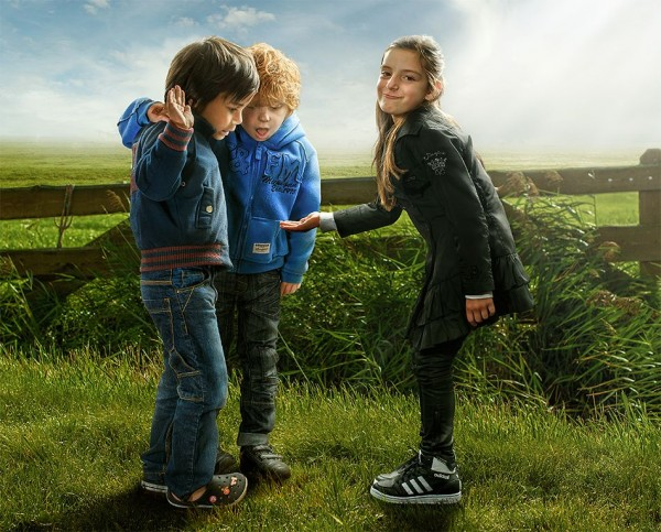 Photorealistic Paintings by Adrian Sommeling