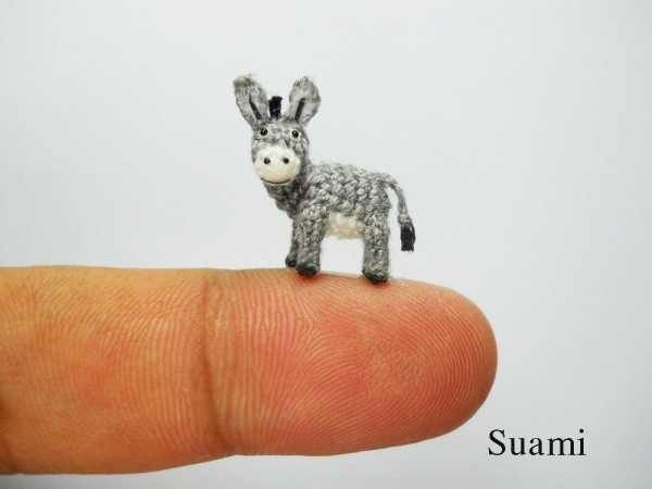 Miniature Toy by Su Ami