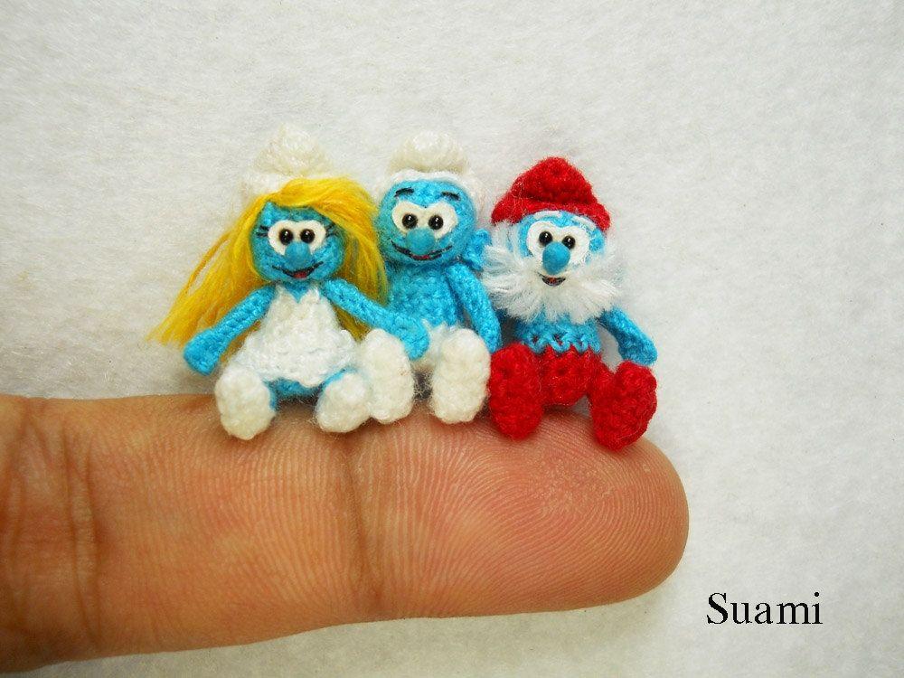 Miniature Animals by Su Ami