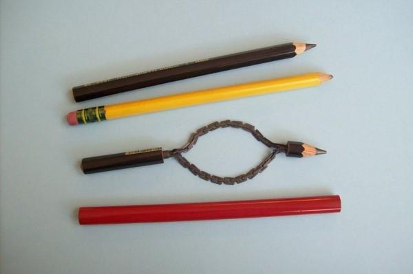 Incredible Pencil Sculptures