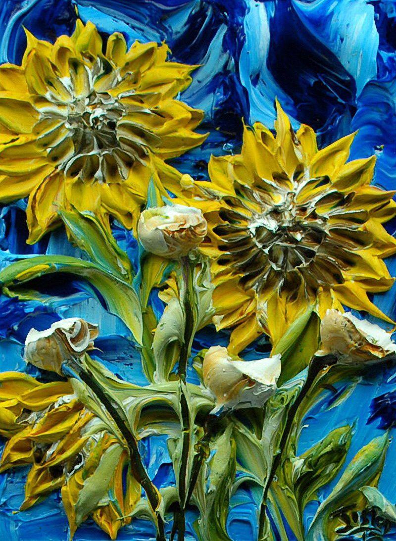 Wonderful Paintings by Justin Gaffrey