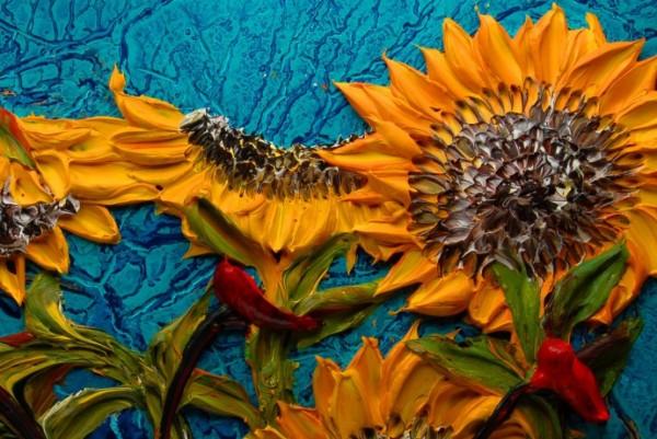 Artistic Paintings of Justin Gaffrey