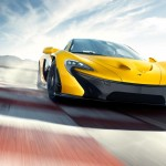 McLaren P1 Makes us all Dream of Going Green (Wallpapers)