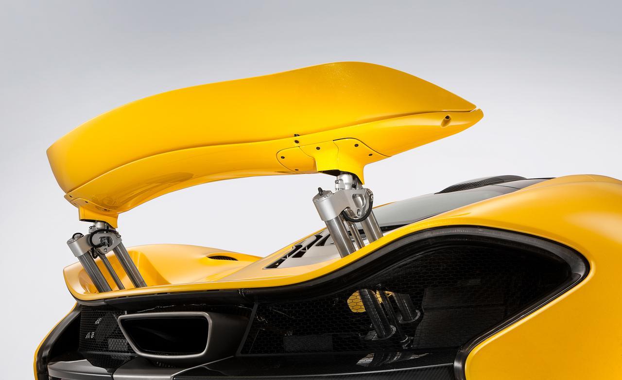 McLaren P1 Supercar Makes us all Dream of Going Green