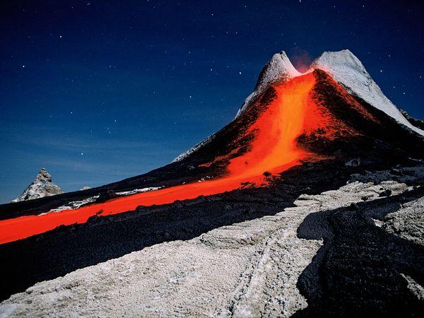 Volcano, Tanzania