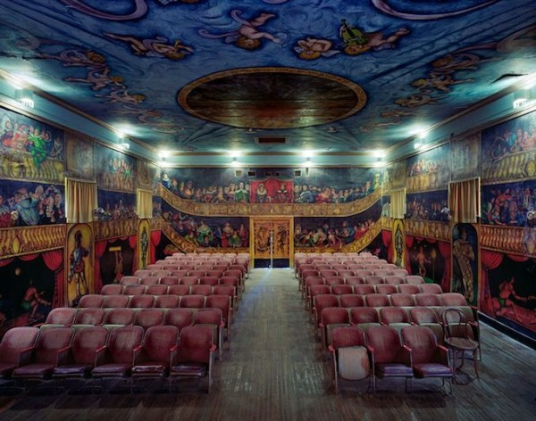 Amargosa Opera House, Death Valley Junction, California, USA
