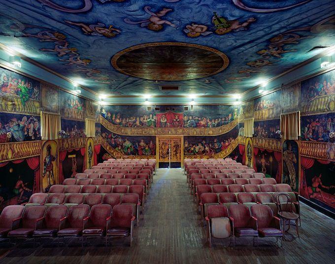 Amargosa Opera House, Death Valley Junction, California, USA
