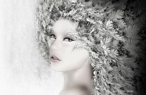 Botanical Lady