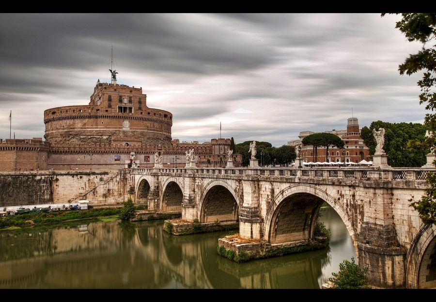 Castel Sant'Angelo by erhan sasmaz