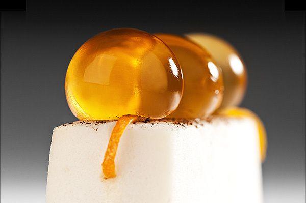 Molecular Gastronomy Photography by Sylvie Racicot