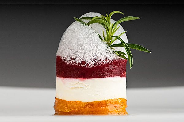Molecular Gastronomy Photography by Sylvie Racicot
