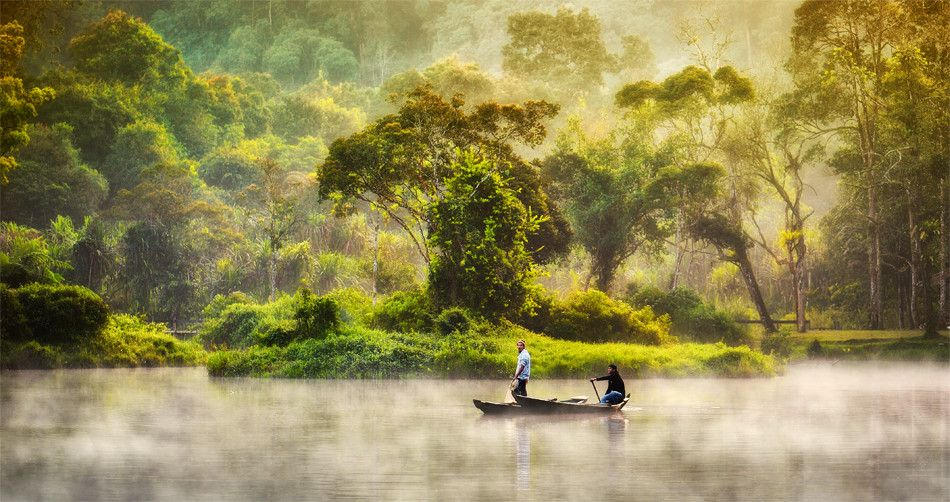 The Beautiful Pictures Of Gregorius Suhartoyo