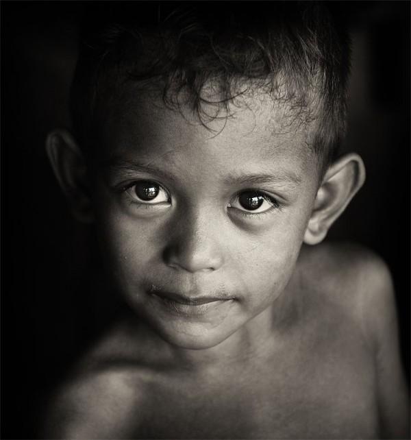 Portrait by Gregorius Suhartoyo