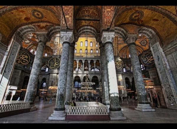 Hagia Sophia by erhan sasmaz