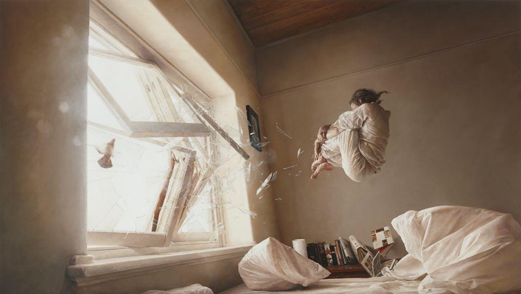 Hyperrealistic Paintings