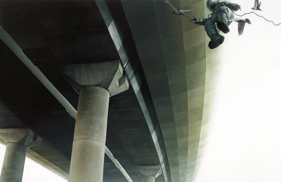 Oil Paintings By Jeremy Geddes