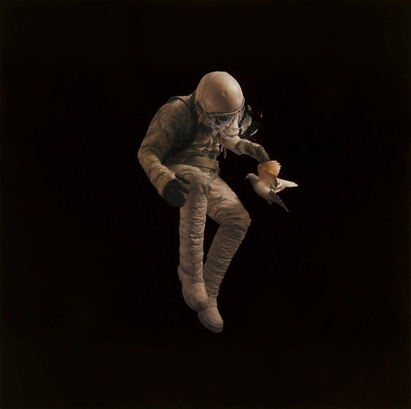 Incredible Hyperrealistic Surreal Paintings By Jeremy Geddes
