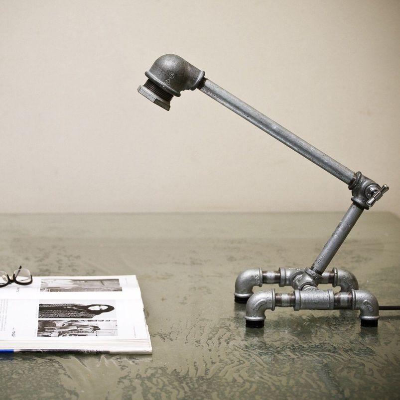 Kozo Lamp Upcycled Handmade Lighting Designs By David Benatan The Wondrous