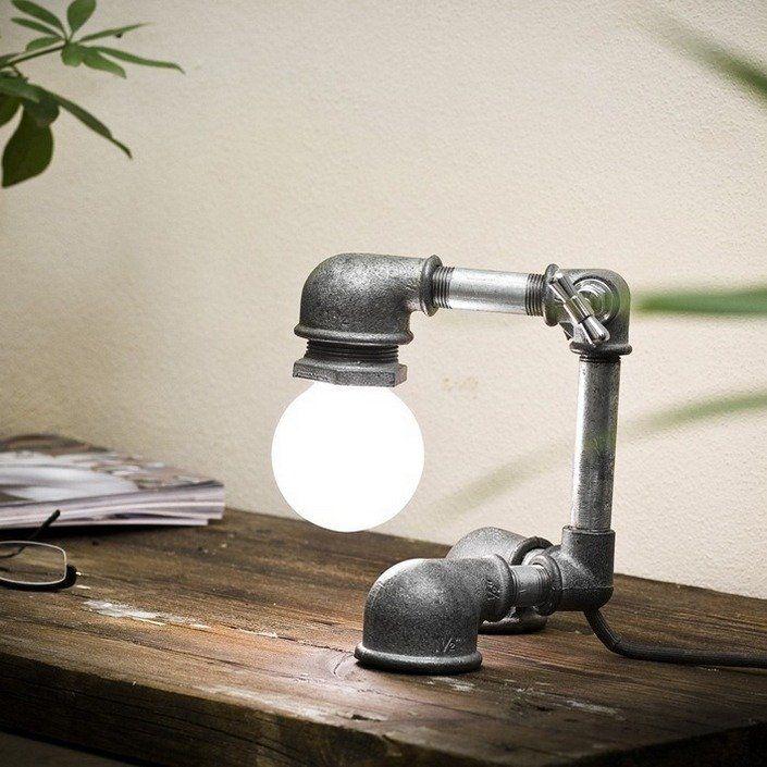 Kozo Lamp by David Benatan