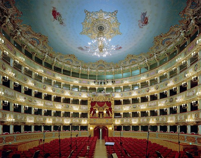 La Fenice, Venice, Italy