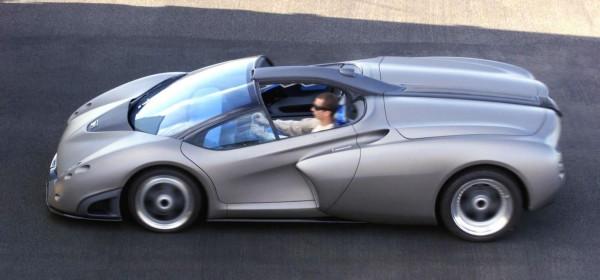 Driving a Lamborghini Pregunta