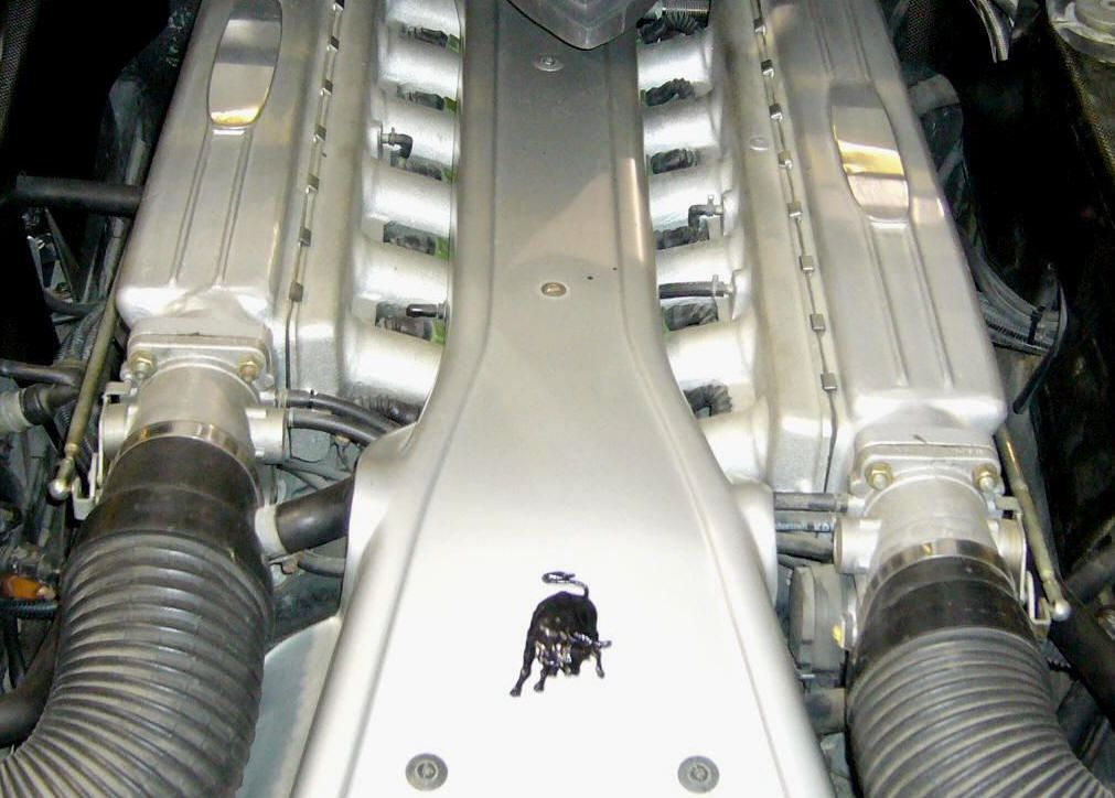 Lamborghini Pregunta Logo