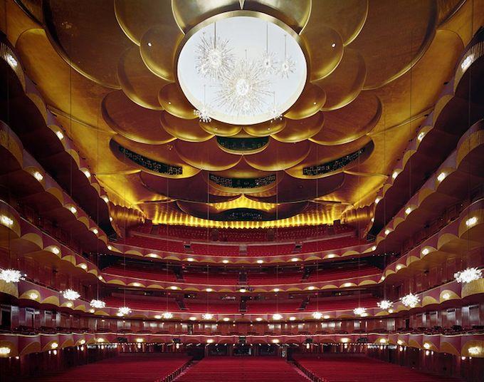 Metropolitan Opera House, New York, USA