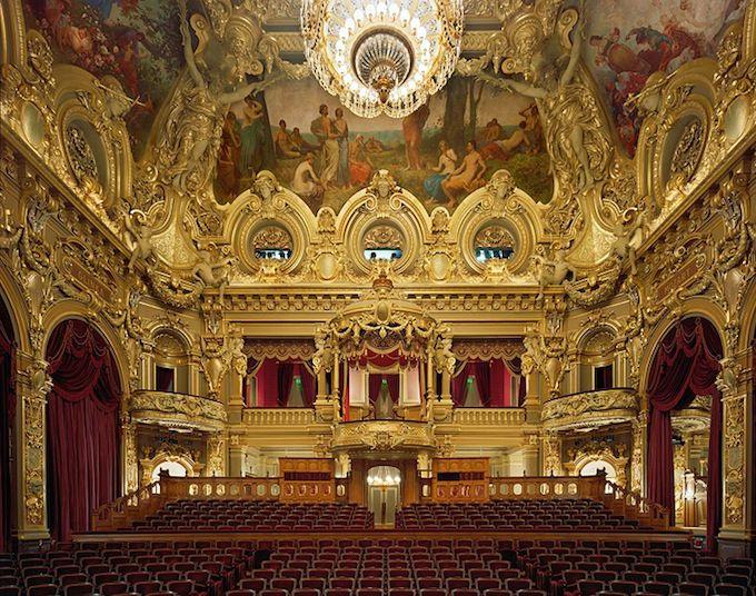 Opera de Monte Carlo, Monaco