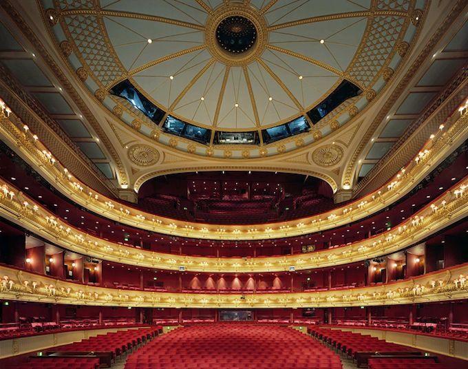 Royal Opera House, Covent Garden, London, UK
