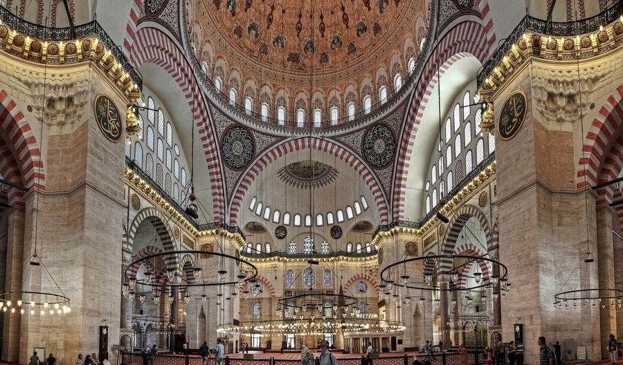 Suleymaniye Mosque by erhan sasmaz