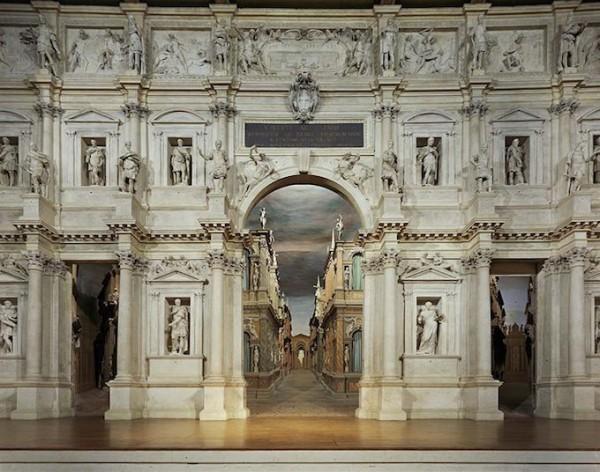Teatro Olimpico, Vicenza, Italy