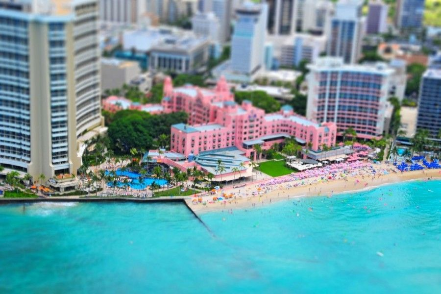 Incredible Panoramic Tilt-Shift Photography by Richard Silver