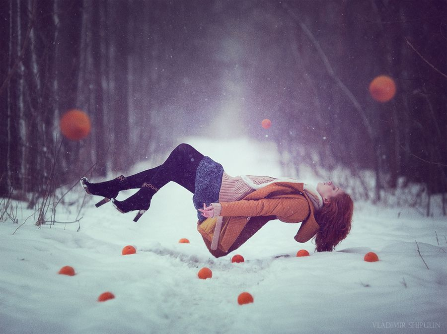 5. snow