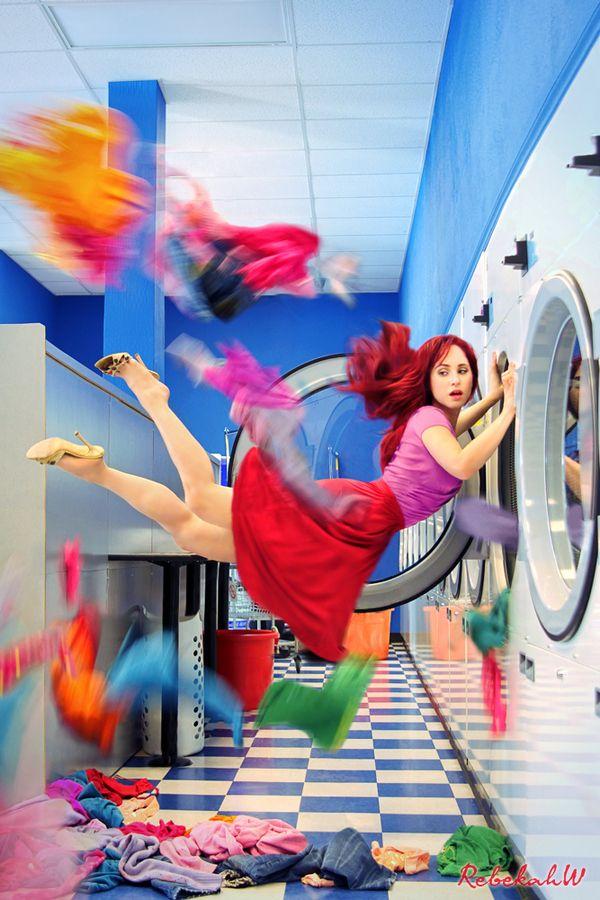 9. Levi-Laundry