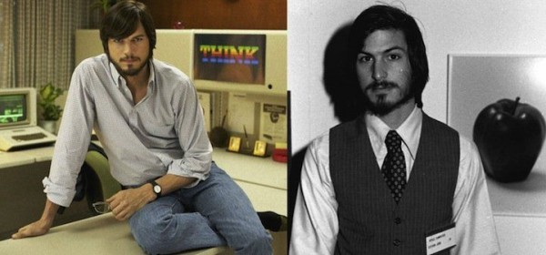 Ashton Kutcher (Steve Jobs, Jobs)
