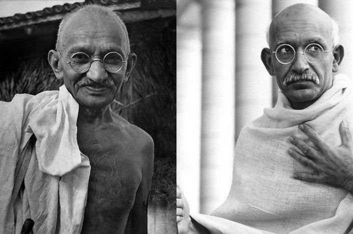 Ben Kingsley (Mahatma Gandhi, Gandhi)
