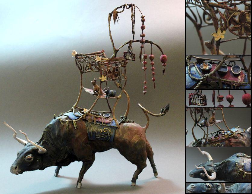 Bull of Burden