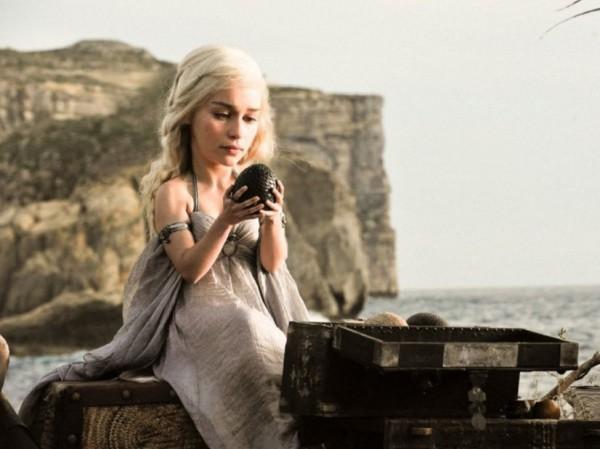 Celebrity Photoshop Bobblehead- Emilia Clarke