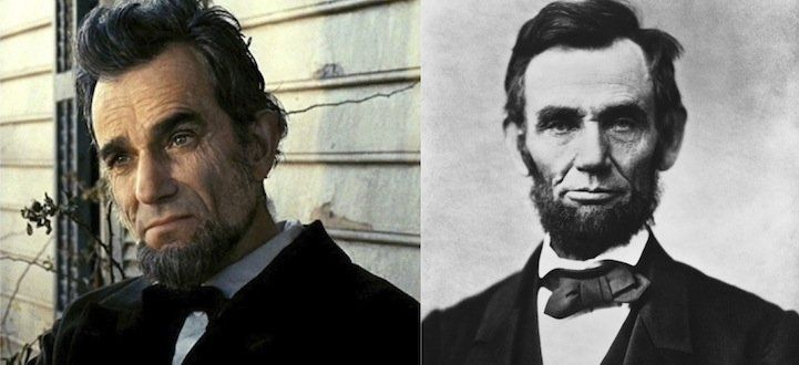 Daniel Day Lewis (Abraham Lincoln, Lincoln)