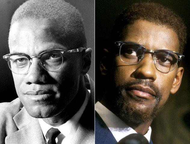 Denzel Washington (Malcom X, Malcolm X)