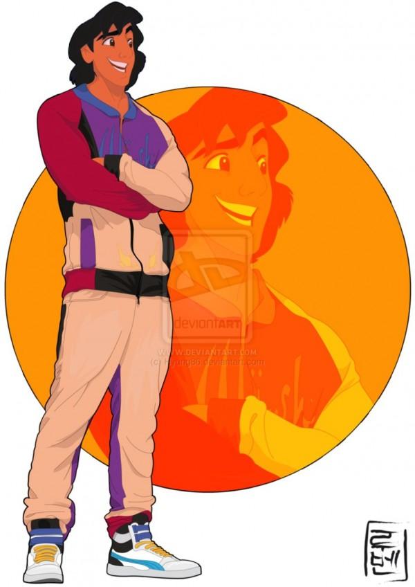 Disney University - Aladdin