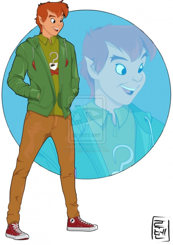 Disney University - Peter Pan
