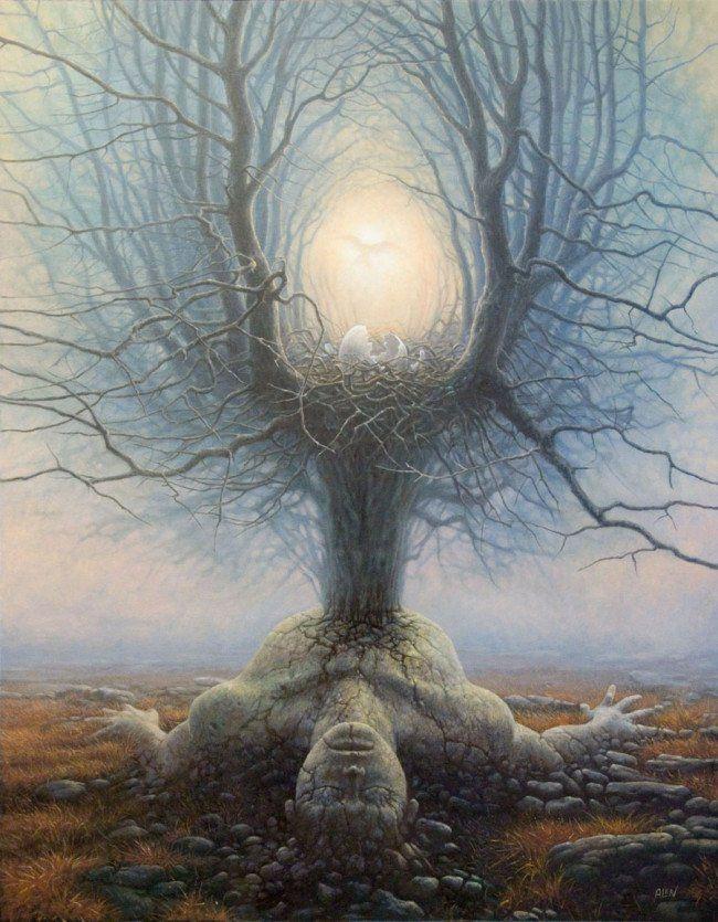 Fantasy Art of Tomasz Alen Kopera