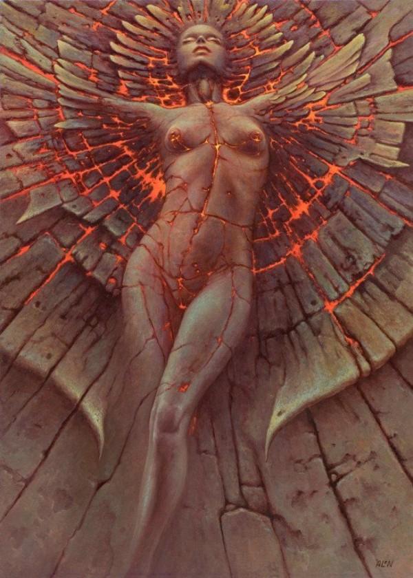 Tomasz Alen Kopera - Page 6 Fantasy-Paintings-14-600x840