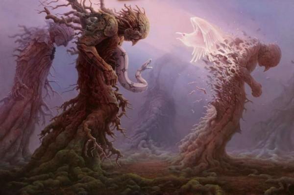 Incredible Fantasy Paintings by Artist Tomasz Alen Kopera
